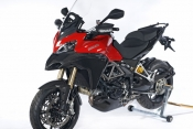 Ilmberger-Carbon Ducati Multistrada 1200 Lufteinlasskanal links