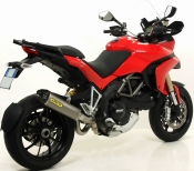 ARROW Komplett-Anlage Titan Ducati Multistrada 1200 Works