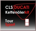 CLS EVO Tour-Kit Ducati (opt. mit Control-Display)