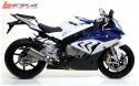 Arrow WORKS SlipOn Endschalldämpfer (ABE) BMW S1000RR (2015-2016