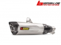 Akrapovic SlipOn Line 17 Titan (B10SO6-HDVDZT) BMW S1000RR 2015