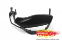 Ilmberger-Carbon Handprotektor links Ducati MTS 1200DVT matt