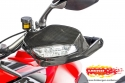 Ilmberger-Carbon Handprotektor links Ducati MTS 1200DVT glanz
