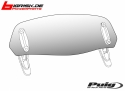 PUIG Windschild Spoiler Aufsatz Clip-On (6319 6320 6375)