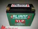 Aliant Ultralight Batterie Standard 12Ah 1.200ccm (114x69x98mm)